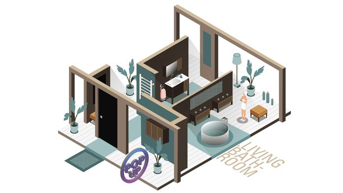 Online-Fachmesse rund ums Bad: Das Bad wird immer mehr zum Lifestyle-Badezimmer