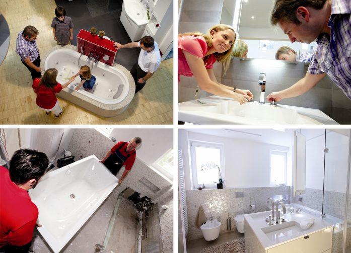 videos aktion barrierefreies bad. Black Bedroom Furniture Sets. Home Design Ideas