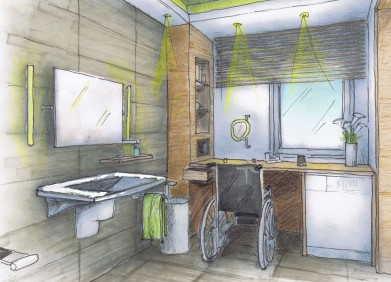 archiv f r planungen zeichnungen seite 2 von 2 aktion barrierefreies bad. Black Bedroom Furniture Sets. Home Design Ideas