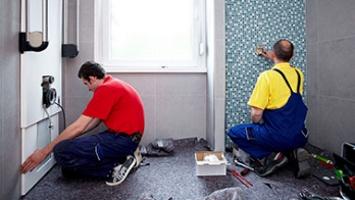 """Die Beauftragung eines Fachhandwerkers war eine Voraussetzung für den Zuschuss im KfW-Programm """"Altersgerecht Umbauen"""""""