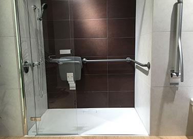 Urteil zum behindertengerechten Umbau einer Dusche | Aktion ...