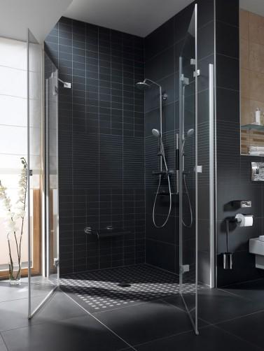 bodenebene duschen aktion barrierefreies bad. Black Bedroom Furniture Sets. Home Design Ideas