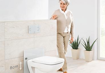 WC-Komfort für Alt und Jung