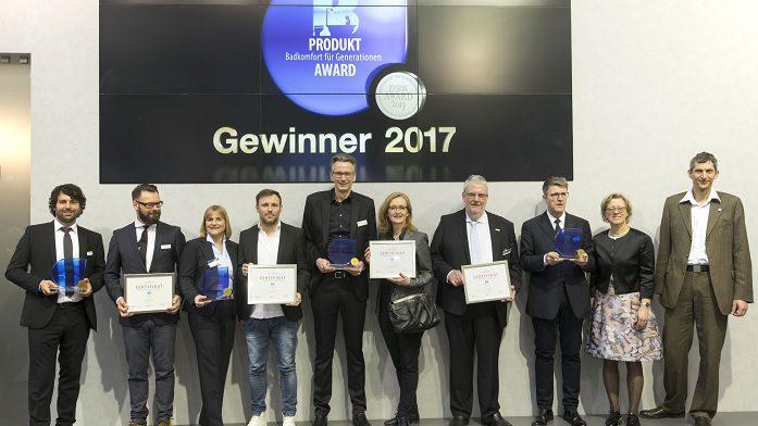 Gewinner des Produkt-Award