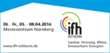 "Logo der Messe ""IFH/Intherm"""