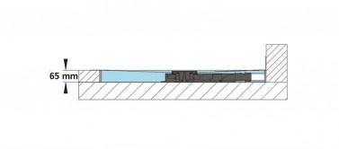 Kermi-Point-Komplettboard-E65-Einbausituation-Skizze