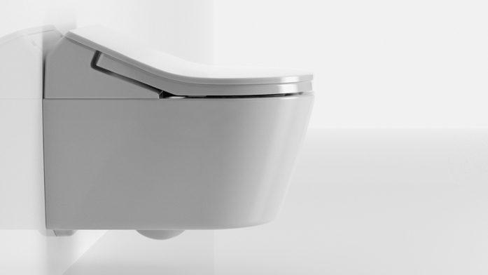 Foto des Dusch-WCs