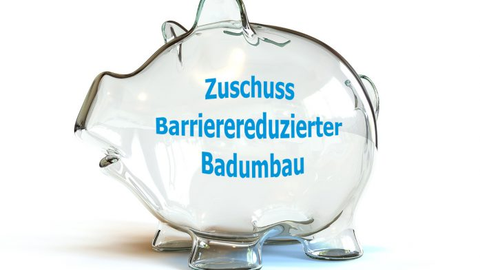 Barrierereduzierter Badumbau