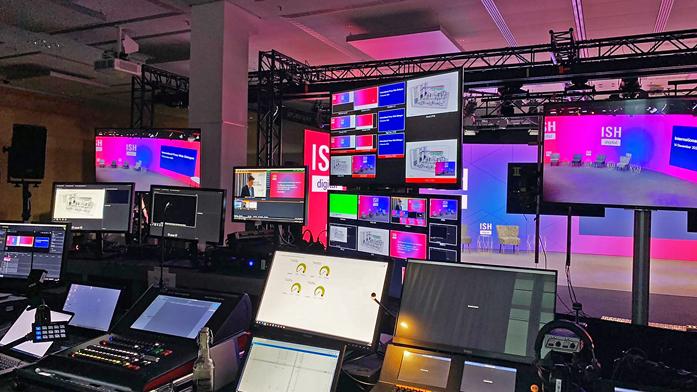 Online-Fachmesse rund ums Bad: Erstmalig findet die Weltleitmesse Corona bedingt nur digital statt.