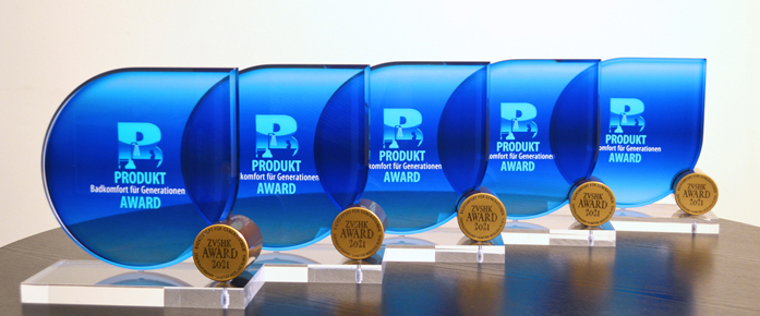 Online-Fachmesse rund ums Bad: Produkt-Award des ZVSHK